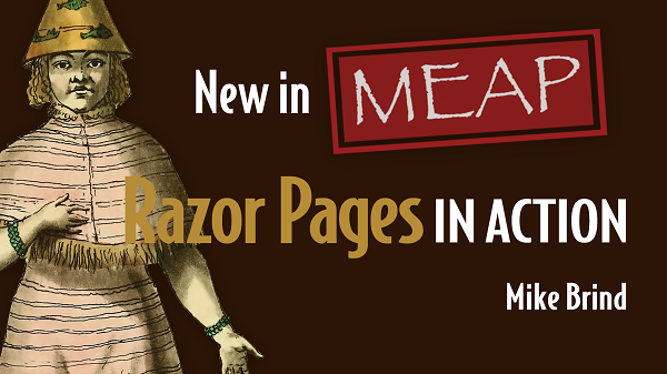 Buy Razor Pages In Action