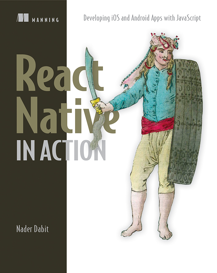 Description: react native in act