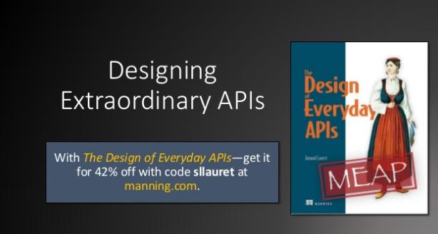 slideshare-designing-extraordinary-apis