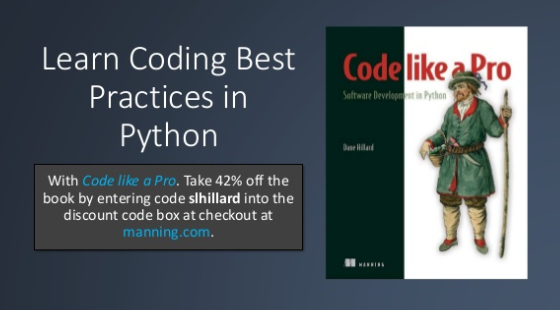 slideshare-learn-coding-best-practices-in-python