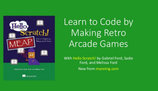 slideshare-learn-to-code-by-making-retro-arcade-games