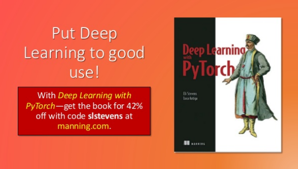 slideshare-put-deep-learning-to-good-use