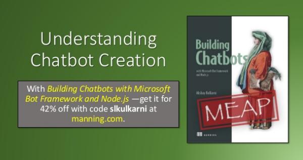 slideshare-understanding-chatbot-creation
